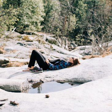 Forest Bathing: No Disrobing Required