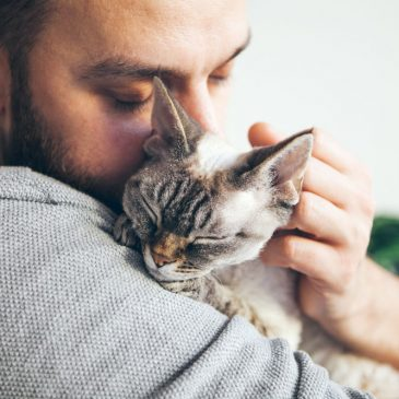My pets bring joy to my life.